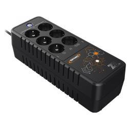 Image of ICUZ21000 è dedicato ai PC domestici e ai dispositivi multimediali personali e offre una protezione adeguata contro i disturbi elettrici e problemi di alimentazione.Il suo design compatto e la porta di comunicazione USB nascosta lo rendono perfetta