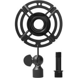Image of Il supporto antiurto a sospensione ICC SH-P2 tiene saldamente in posizione il microfono isolandolo da urti e vibrazioni indesiderate durante le applicazioni audio, per registrazioni dal vivo e in studio.E compatibile con tutti i microfoni THRONMAX e con u
