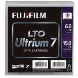 Image of FUJIFILM LTO 7 ULTRIUM 6TB NATIVI 15TB COMPR