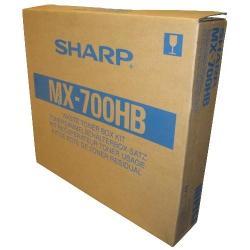 Image of SHARP BOTTIGLIA TONER ESAURITO E LSU CLEANER (100.000 PG) PER MX-5500N / MX-6200N / MX-7000N / MX-6201N / MX-7001N