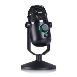 Image of · Microfono professionale ad alte prestazioni· Alta definizione del suono, adatto a registrazioni in studio· Ideale per giocatori, streamer e youtuber· La risoluzione a 96kHz a 24 bit offre risultati audio professionali·