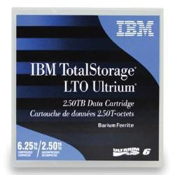 Image of DATA CARTRIDGE LTO 6 - 2.5 TB - 400MB S