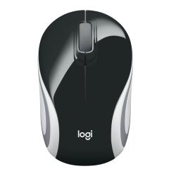 Image of LOGITECH WIRELESS MINI MOUSE M187 - BLACK