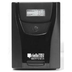 Image of RIELLO UPS NETPOWER 1000 USB E RS232