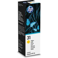 Image of HP 31 70ML YELLOW ORIGINAL INK BOTTLE