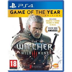 Image of NAMCO PS4 THE WITCHER 3 : WILD HUNT GOTY