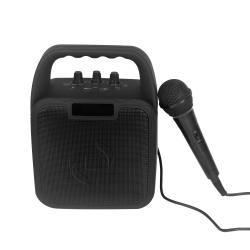 Image of CELLY WIRELESS SPEAKER WITH M.PHONE BK
