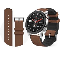 """Image of SMARTWATCH 1,39"""" TOUCH ANDROID/IOS XIAOMI GTR 47MM BLK/BROWN ACCIAIO"""