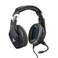 Image of TRUST GXT 488 FORZE-G PS4 HEADSET BLACK