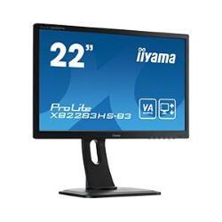 Image of Monitor TFT, Widescreen, 16:9, 54,6 cm (21,5''), 1920x1080 pixel, VESA Mount (100x100 mm), 4ms, Luminosit?: 250cd, Angolo di visuale: 178/ 178?(H/V), Contrasto: 3000:1, Audio, VGA, Display-Port, HDMI, incl.: Cavo (HDMI), Alimentatore, Cavo di alimentazion