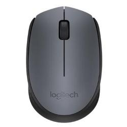 Image of M170 WIRELESS MOUSE - GREY-K - 2.4GHZ - CLOSED BOX