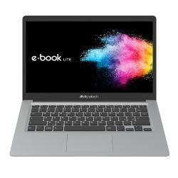 Image of e-book Lite è la combinazione ideale fra design e mobilità. E' il portatile della famiglia e-book più leggero e sottile mai realizzato da Microtech, con i suoi 1,2 kg di peso ed i suoi 17 mm di spessore. Le sue dimensioni incred