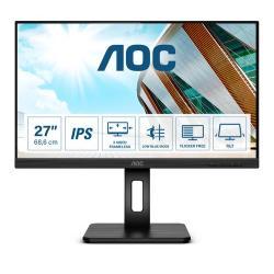 """Image of Comfort, connettività e prestazioni in un monitor Full HD da 27"""" Il 27P2Q è un monitor sottile e senza cornice su 3 lati dotato di un pannello piatto IPS/3FL da 27"""" e risoluzione Full HD, ideale per aiutare start-up e PMI a raggiungere i pro"""