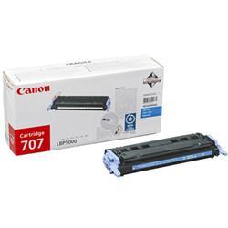 Image of ORIGINAL Canon toner ciano 707c 9423A004 ~2000 Seiten