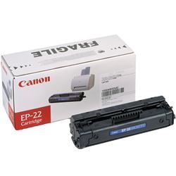 Image of ORIGINAL Canon toner nero EP-22 1550A003 ~2500 Seiten