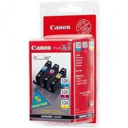 Image of CANON £CLI-526 PACK DA 3 SERBATOI C/M/Y