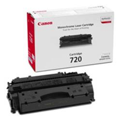 Image of        ORIGINAL Canon toner nero 720 2617B002 ~5000 Seiten
