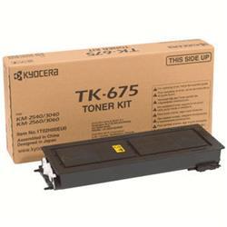 Image of ORIGINAL Kyocera toner nero TK-675 1T02H00EU0 ~20000 Seiten