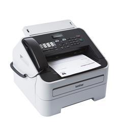Brother fax con modem da 33.600 bps con cornetta usb e adf - fax2845m1