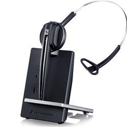 Image of SENNHEISER CUFFIA D10 PHONE DECT SINGLESIDE X DESK PHONE CONV