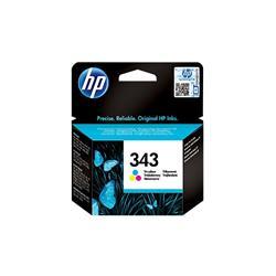 Image of ORIGINAL HP Cartuccia d'inchiostro colore C8766EE 343 ~330 Seiten 7ml
