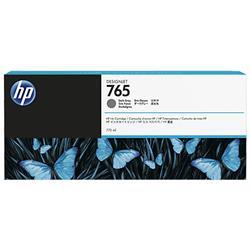 Image of HP INC. HP 765 775-ML DARK GRAY INK CARTRIDGE