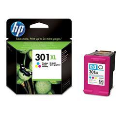 Image of ORIGINAL HP Cartuccia d'inchiostro colore CH564EE 301 XL ~330 Seiten 6ml
