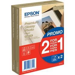 Image of ORIGINAL Epson Carta bianco C13S042167 Premium carta fotografica, 10 x 15 cm, 255 gr/m², 80 pagine, premium, glossy
