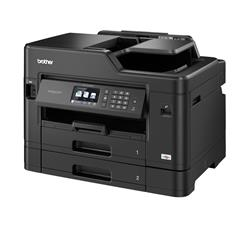 Image of BROTHER MFP INKJET A COLORI STAMPANTE A3 WIFI ETH 2 CASSET