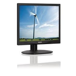 Image of PHILIPS 17 LCD 5 4 1280X1024 250CD M2 5MS DVI VGA