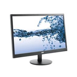 Image of AOC 21.5 LED 16 9 1920X1080 DVI-D VESA BLACK VGA