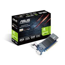Image of ASUS GT710-SL-2GD5 NVIDIA GT710 2GDDR5 64BIT PCIE2.0