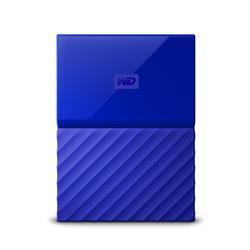 Image of WESTERN DIGI MY PASSPORT 1TB BLUE